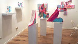 Carron Little at Gallery A+D